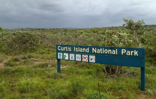 Curtis Island Adventure Package