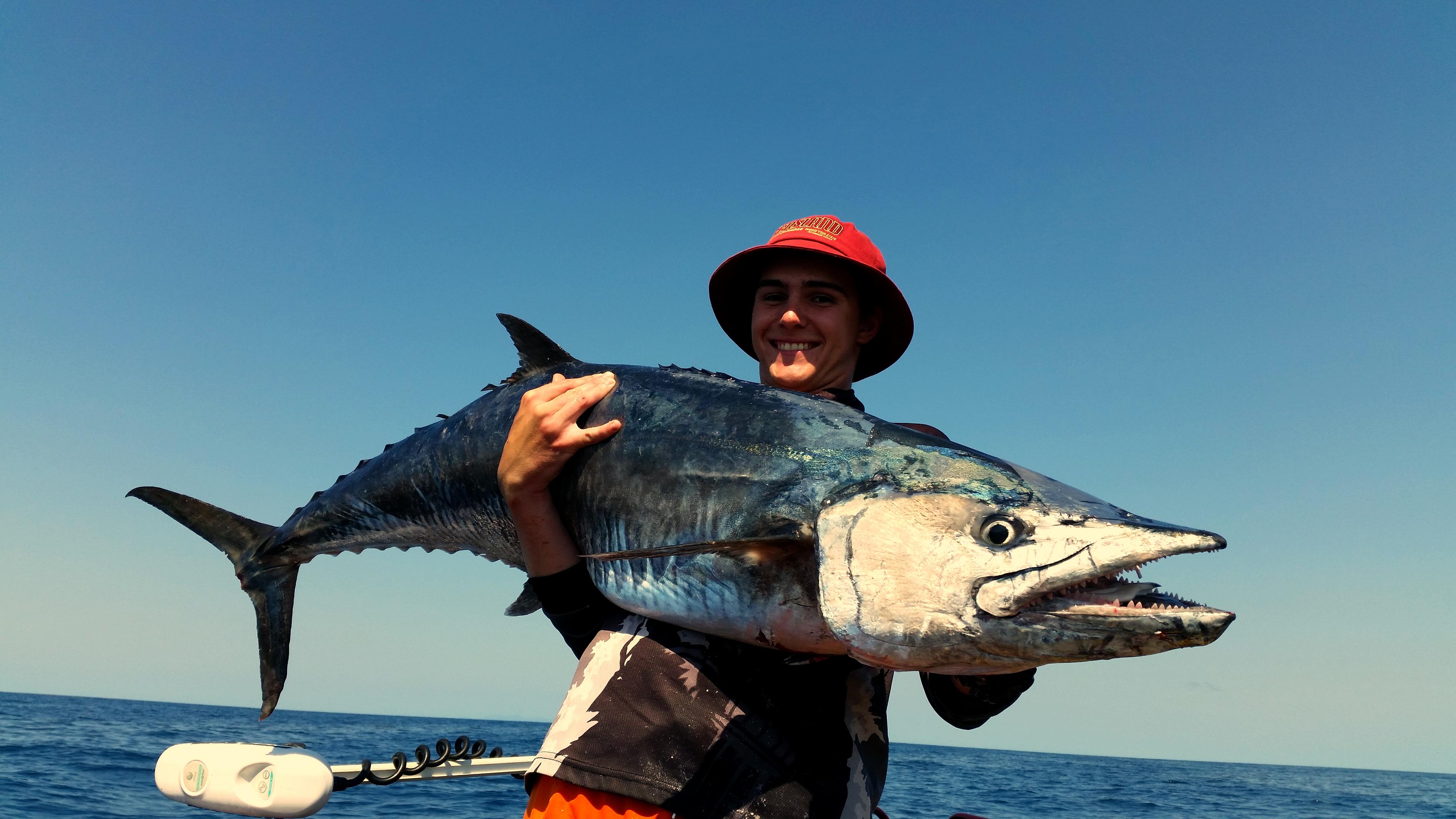 Spanish Mackerel Charters