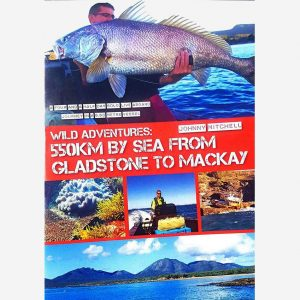 550km by Sea from Gladstone to Mackay DVD Wild Adventures
