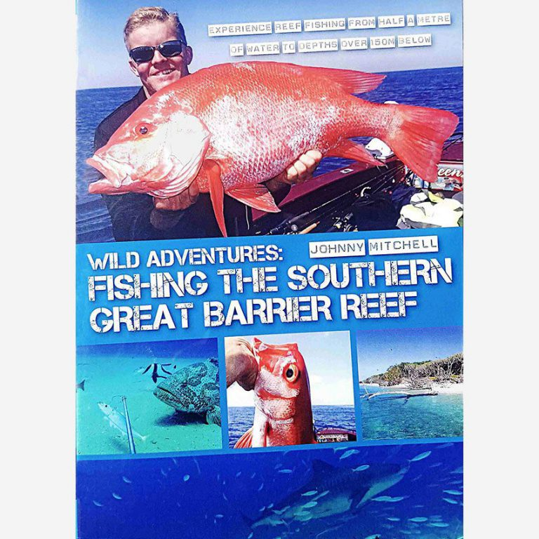 Fishing the Southern Great Barrier Reef DVD Wild Adventures