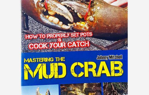 Mastering the Mud Crab DVD Wild Adventures