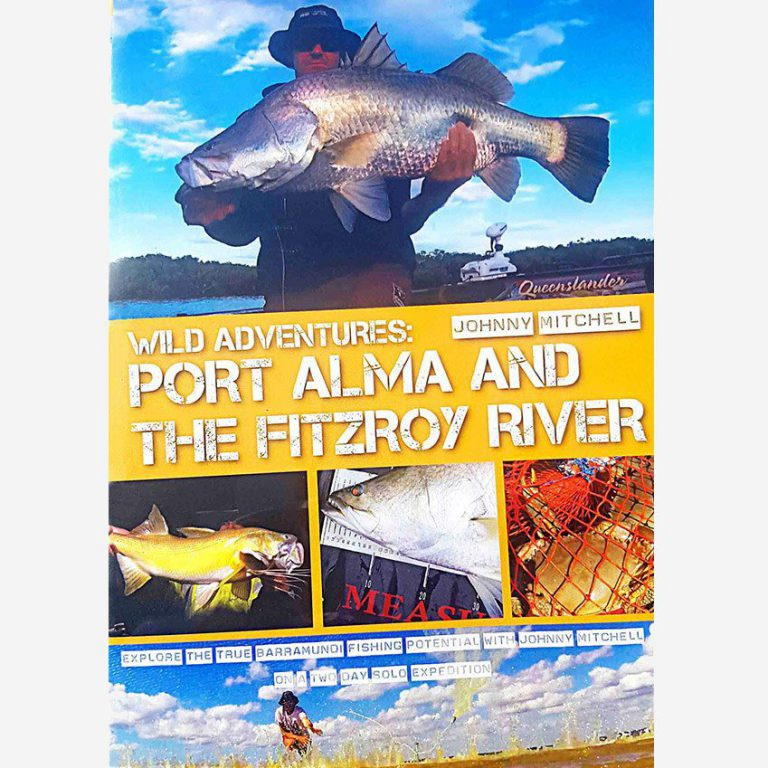 Port Alma and The Fitzroy River DVD Wild Adventures