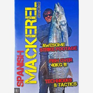 Spanish Mackerel DVD Wild Adventures