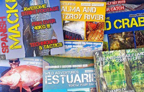Wild Adventures DVD Box Set