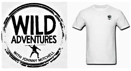 Wild Adventures White T